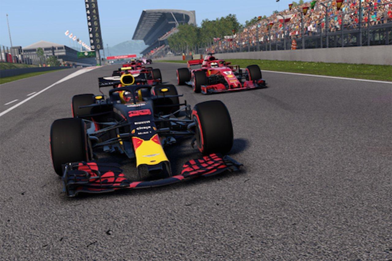 2021年 F1バーチャルGP:現役F1ドライバーの参加は2人だけ