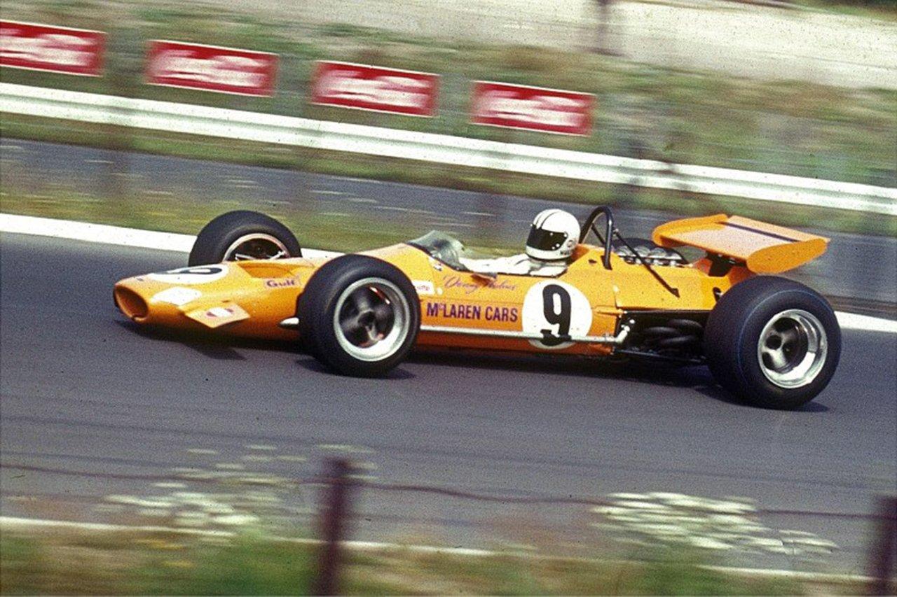 マクラーレンF1、MCL35Mは歴史的なオレンジ&白のカラーリング?