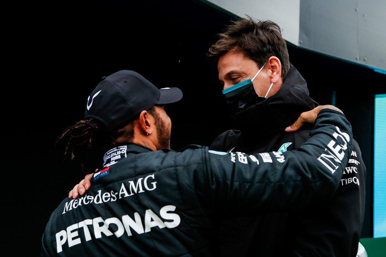 ルイス・ハミルトンなくしてメルセデスF1の成功はなかった?