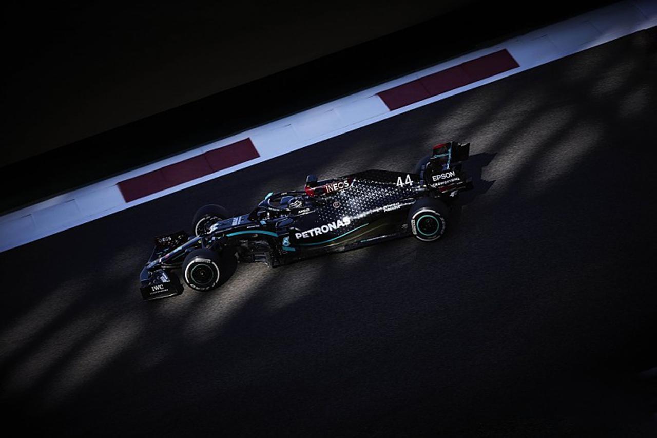 メルセデスF1、2021年F1マシン『W12』を3月2日に発表