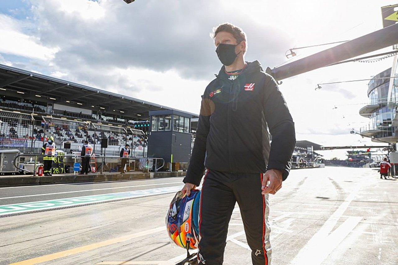 ロマン・グロージャン、F1に代役として参戦する機会には前向き