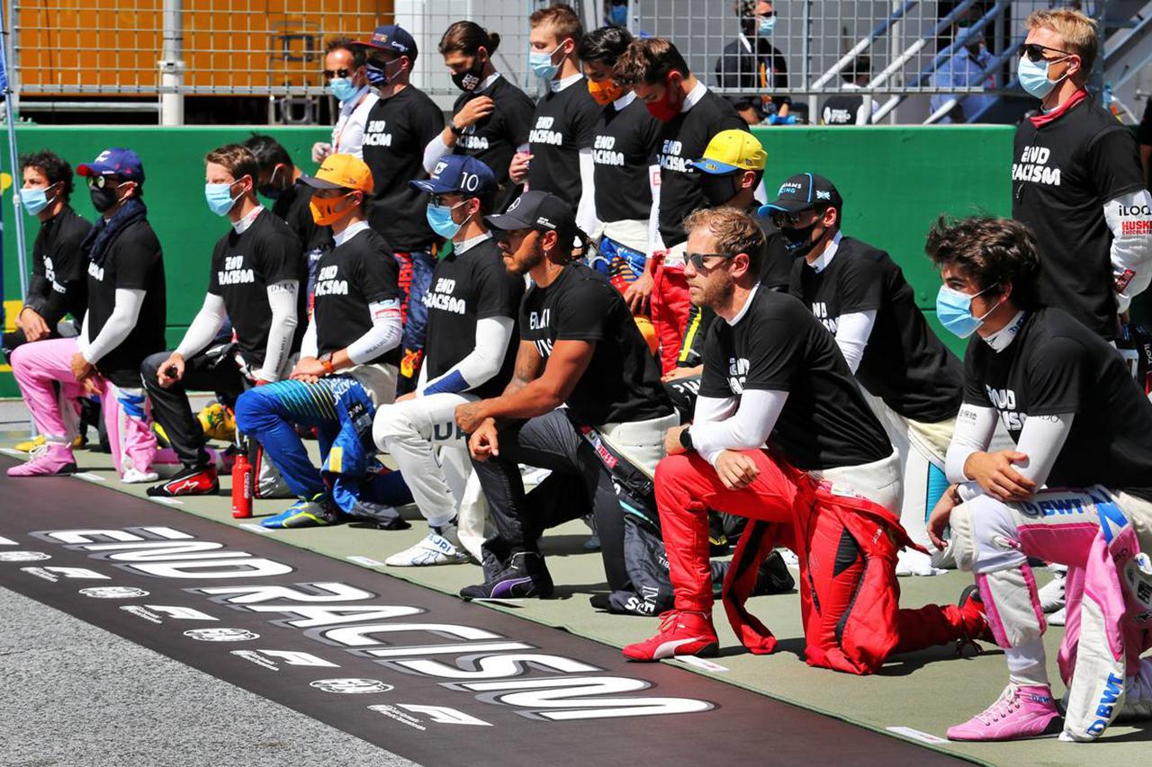 「F1ドライバーは模範であるべき」 マゼピンの一件で改めて周知徹底