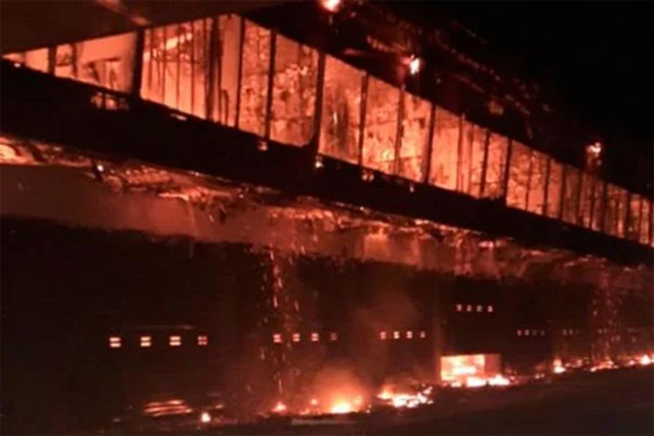 MotoGP:アルゼンチンGPを開催するサーキットで大規模な火災