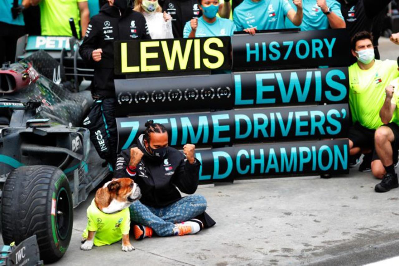 F1ファンの78%がルイス・ハミルトンの8回目のタイトル獲得を予想 / 2021年のF1世界選手権