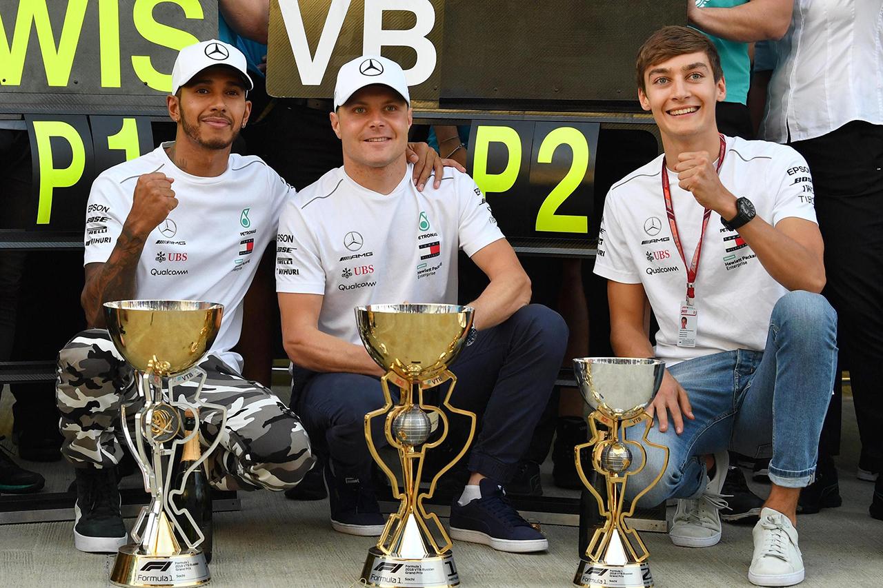 メルセデスF1代表 「2022年のドライバーラインナップは早期に決断したい」