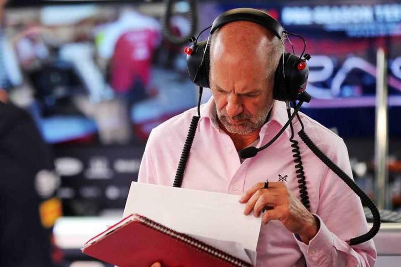 レッドブルF1のエイドリアン・ニューウェイ 「F1はレギュレーション変更で機会を逃した」