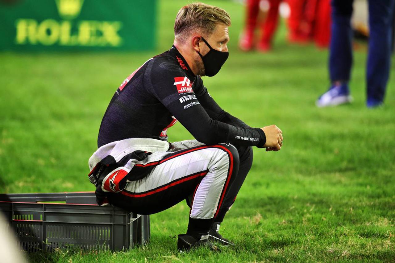 ケビン・マグヌッセン、ハースF1での代役出場は「あまり関心がない」