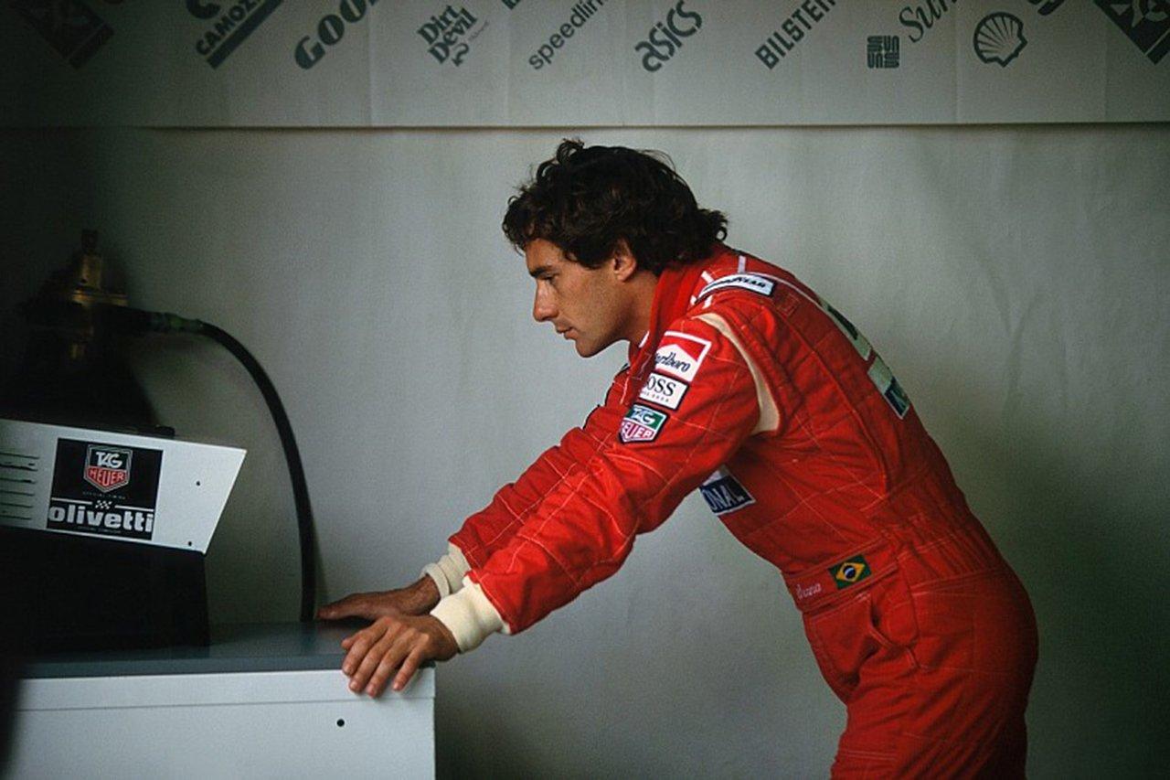 F1特集:アイルトン・セナがマクラーレンと結んだ1戦100万ドルの契約