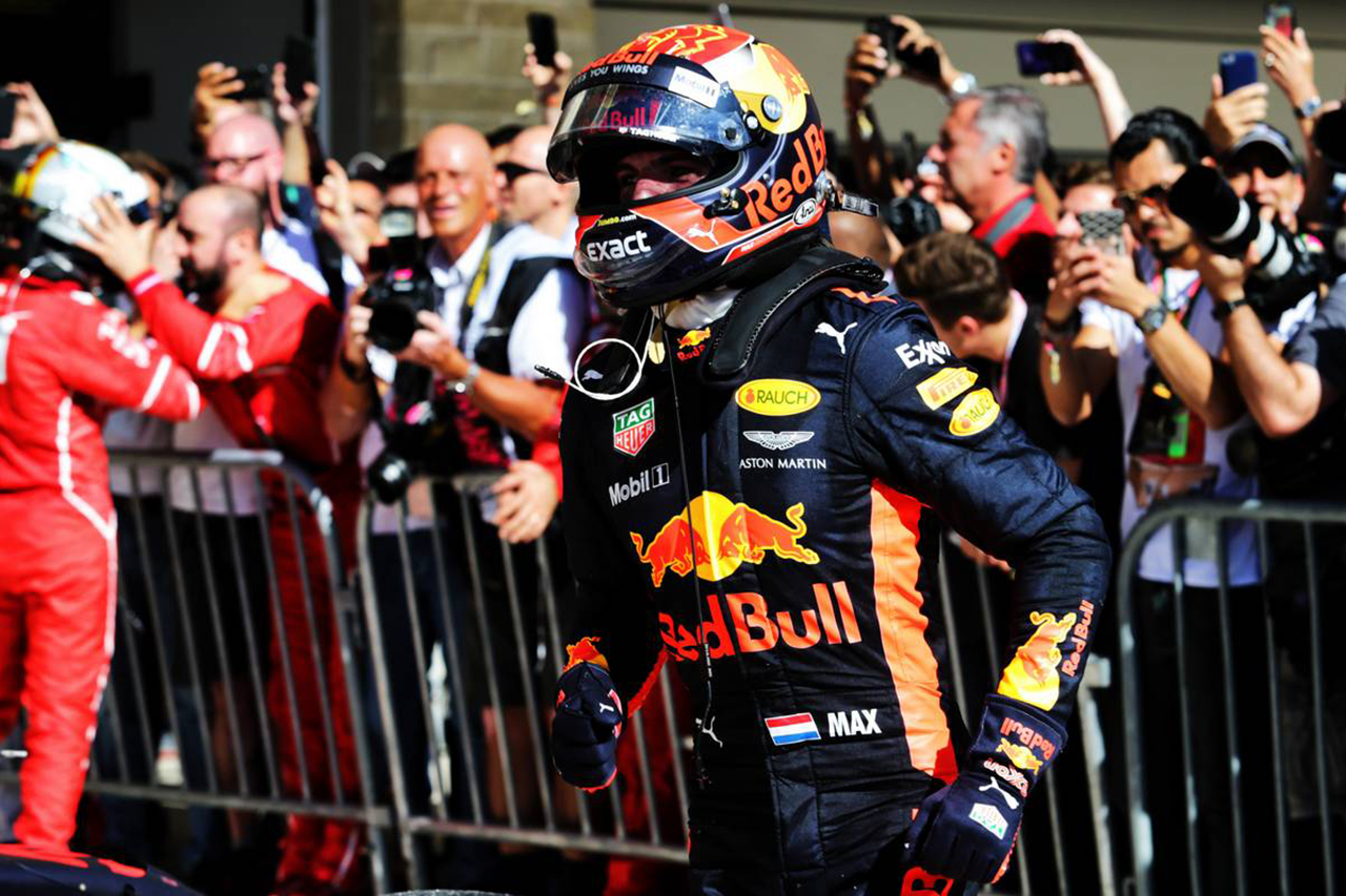 F1スチュワード、フェルスタッペンへの裁定は「最も難しい決断だった」 / 2017年 F1アメリカGP