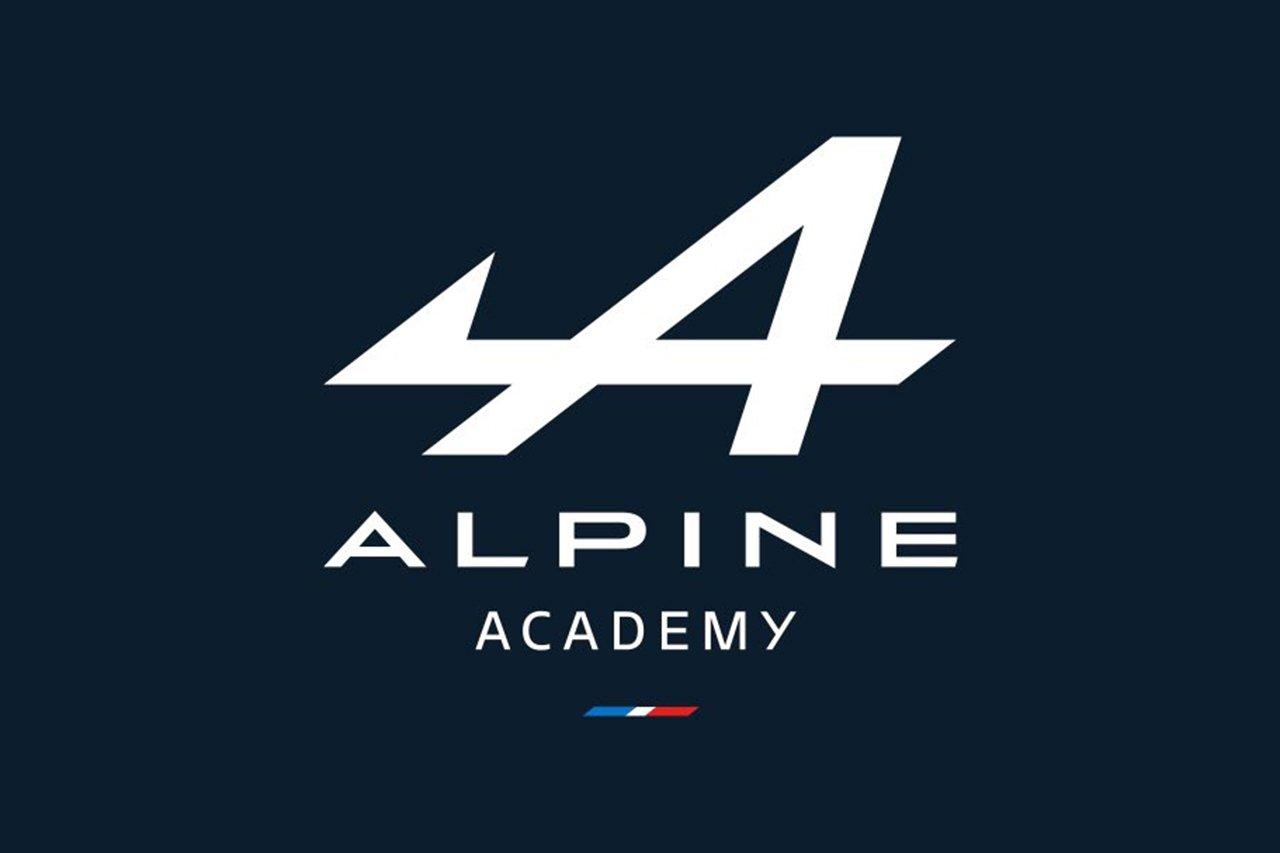 アルピーヌF1、2021年のアカデミードライバーを発表