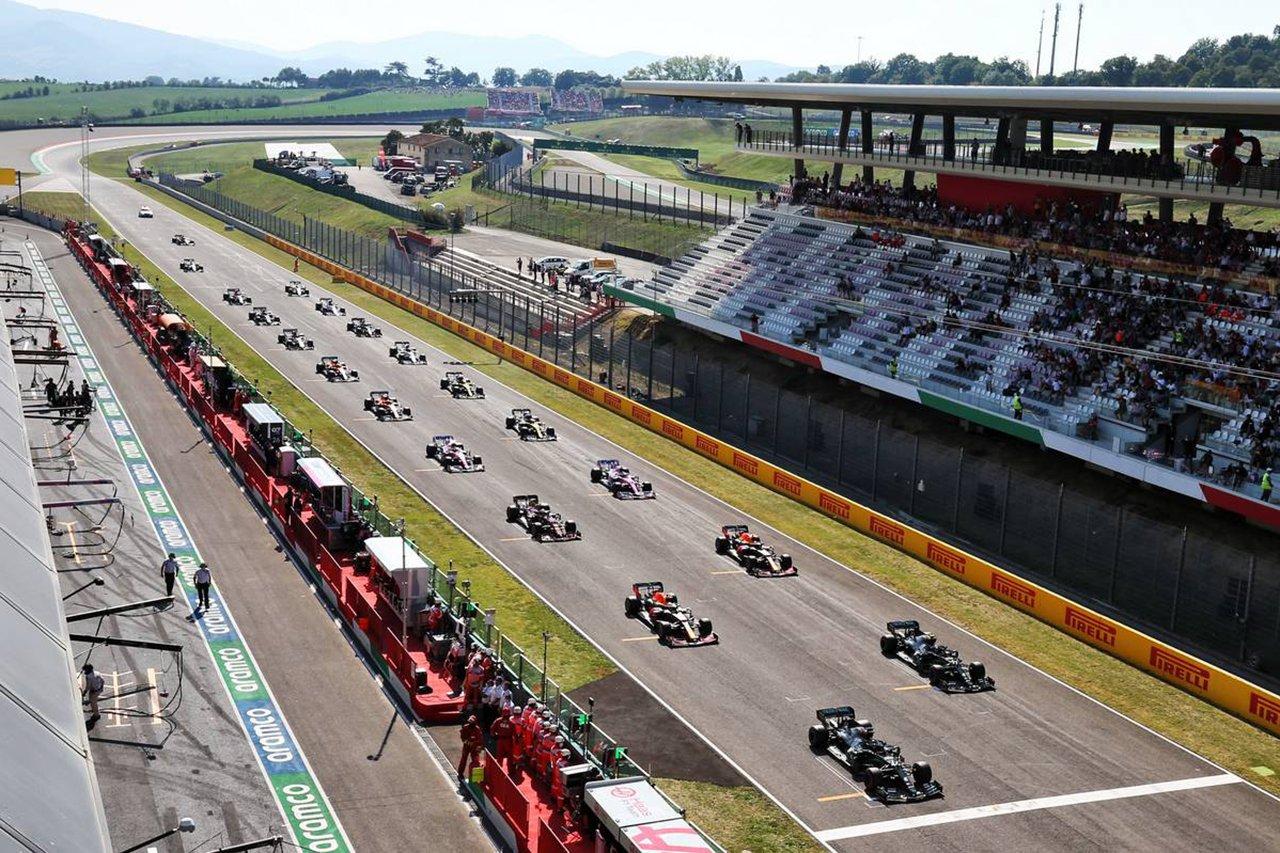 F1:土曜日のスプリントレース導入を採決…F1チームには費用支給