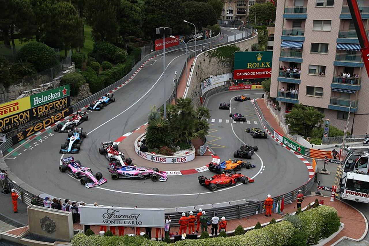 F1モナコGP:2021年に向けてモンテカルロ市街地コースの建設を開始