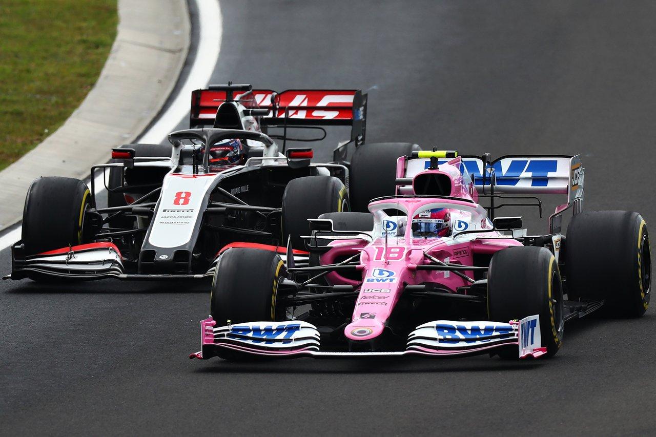 ハースF1チーム、BWTとタイトルスポンサー契約を結んでピンクに変身?