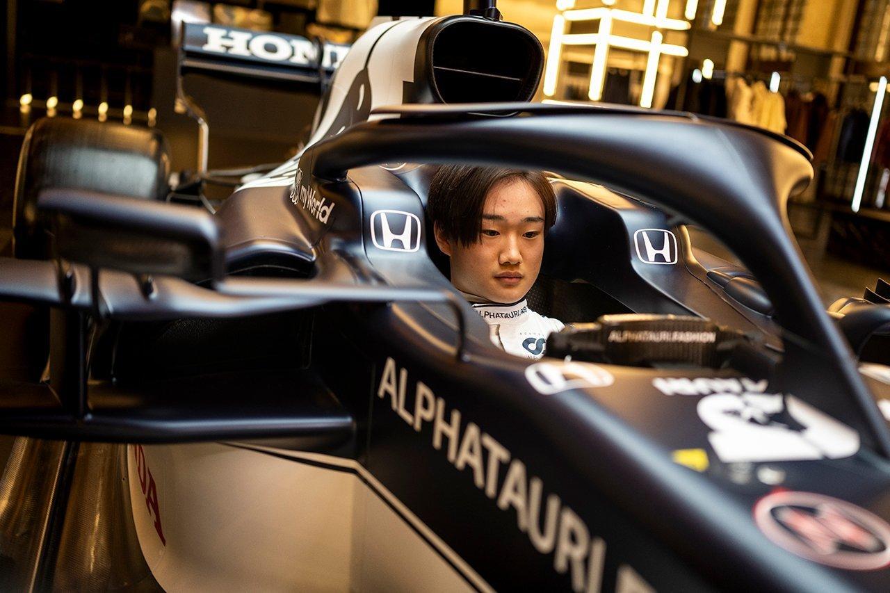 F1特集:角田裕毅がアルファタウリ・ホンダF1から称賛されている理由