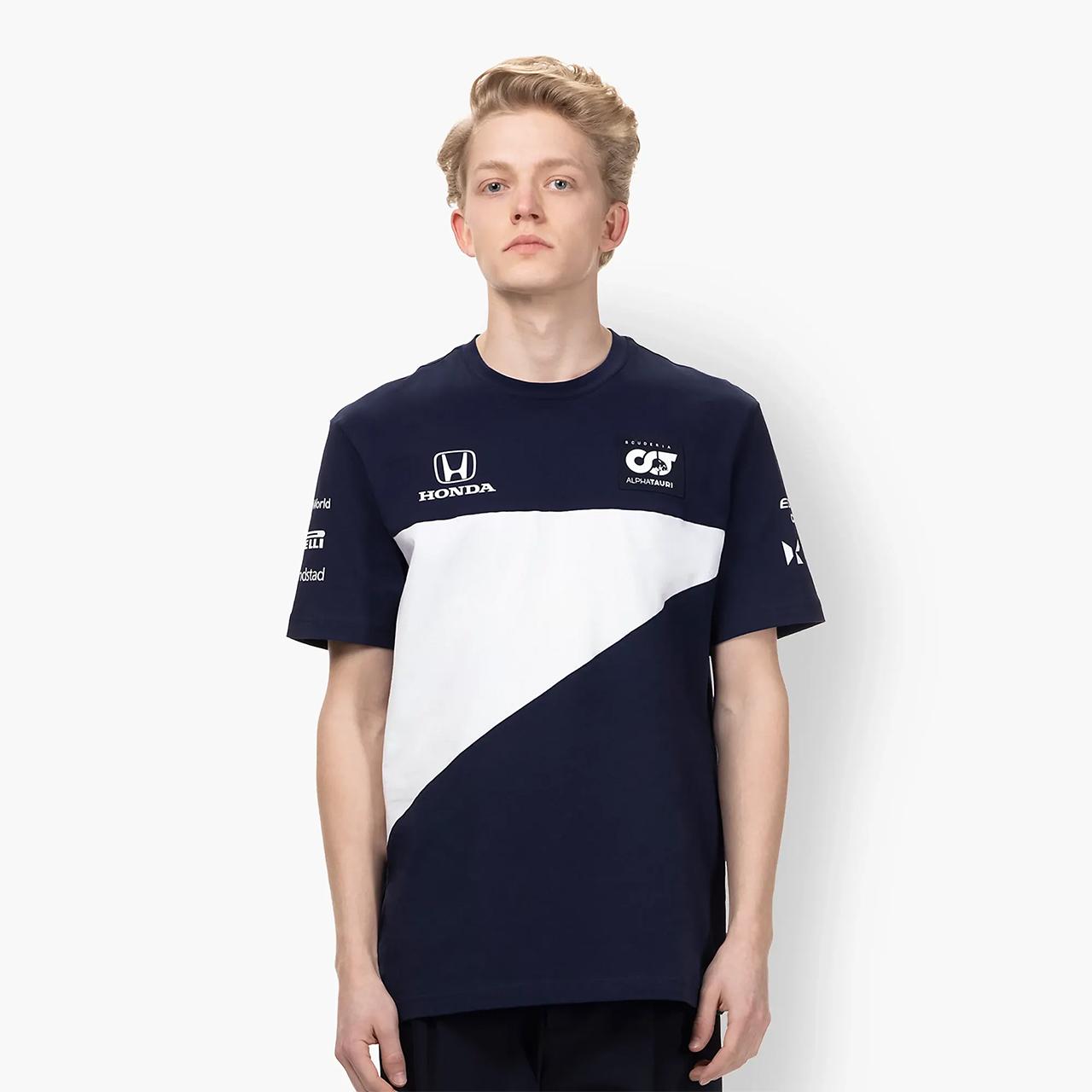 アルファタウリ・ホンダF1 2021年 Tシャツ