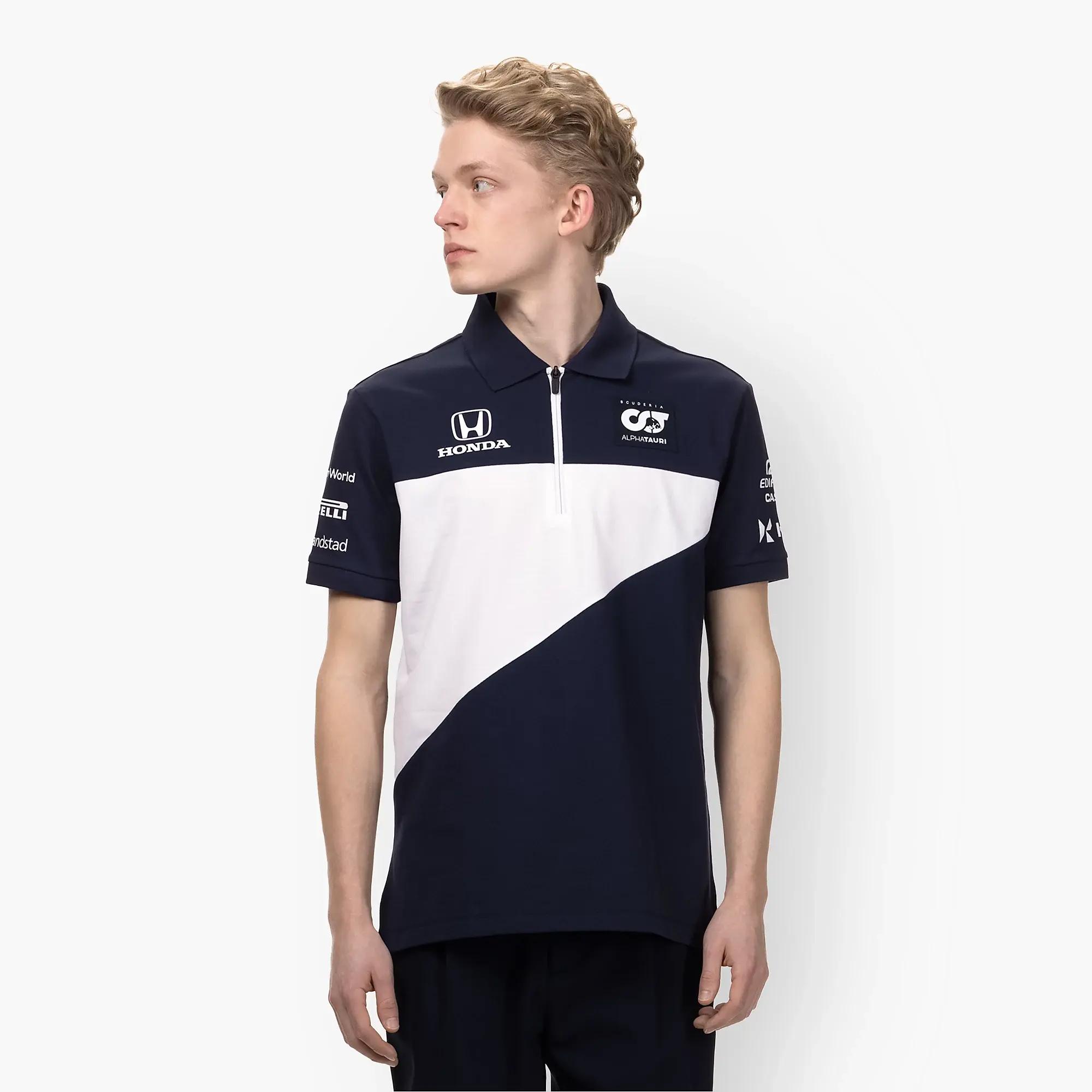 アルファタウリ・ホンダF1 2021年 ポロシャツ