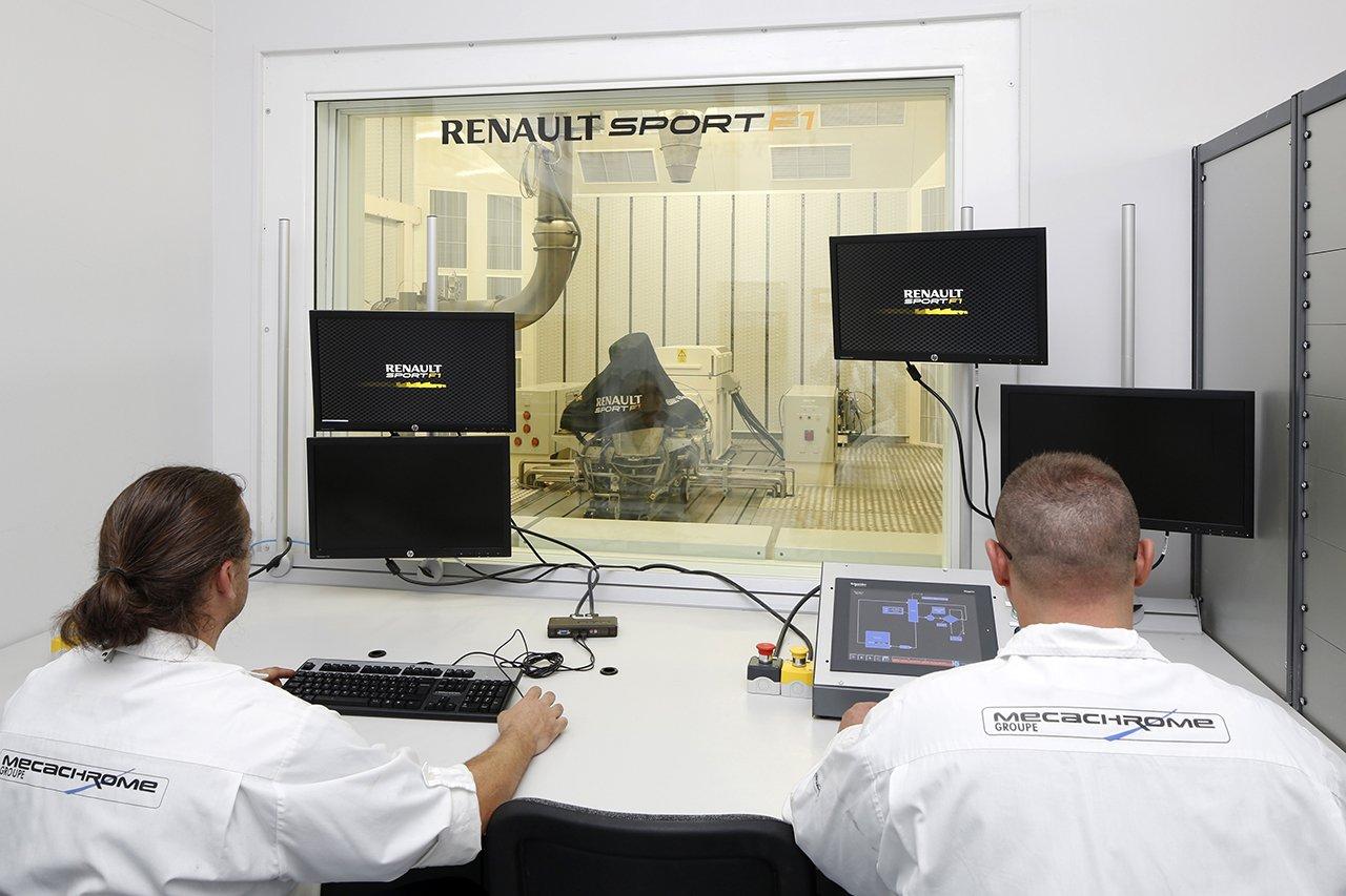 アルピーヌF1、メカクロームとのパートナーシップ契約を発表