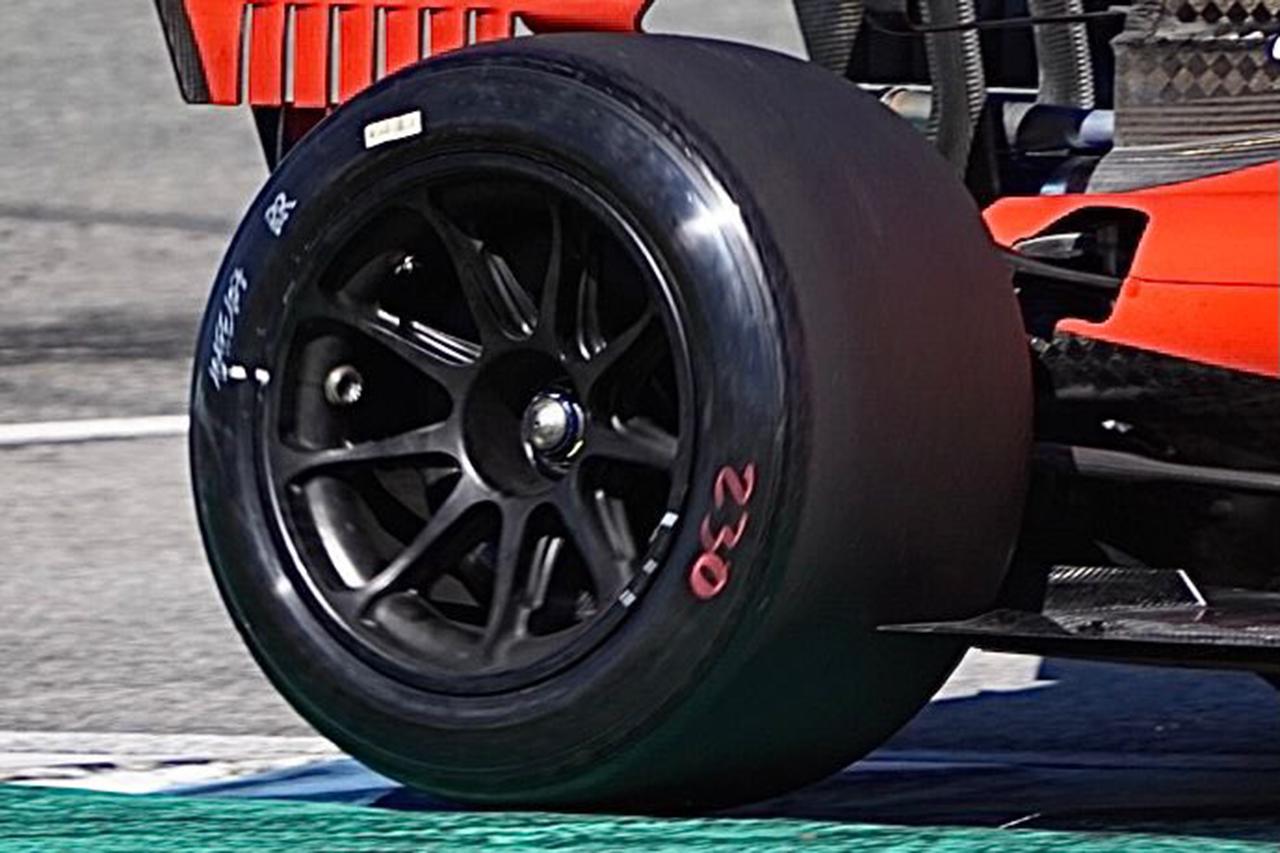 フェラーリF1、18インチタイヤの2日間のテストで195周を走破