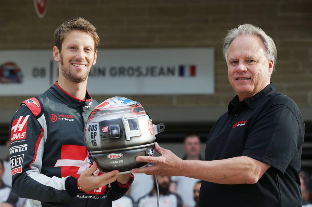F1:ハース 「あの事故はグロージャンのインディカー後援を思い止まらせた」