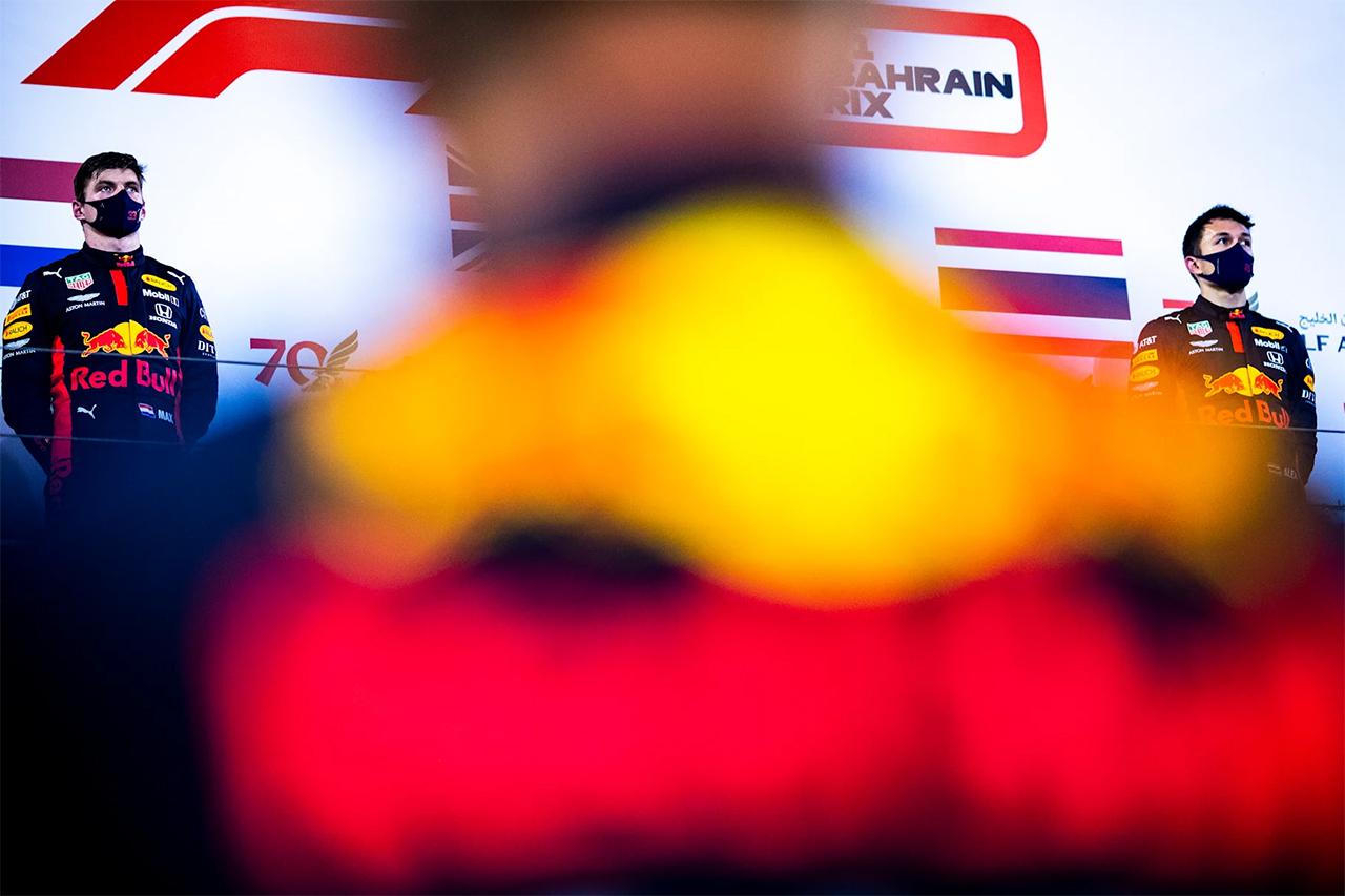 F1特集:レッドブル・レーシング 2020年のF1世界選手権 総括