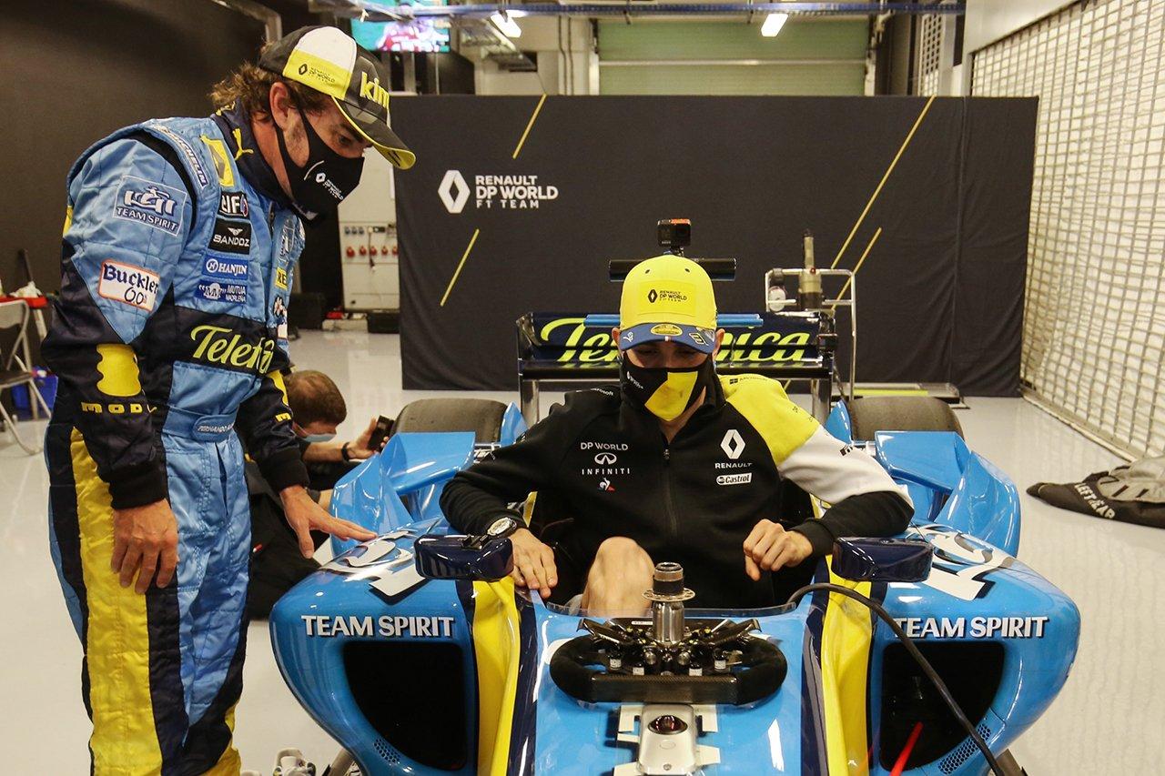 アルピーヌF1 「我々のチームにナンバー1ドライバーは存在しない」