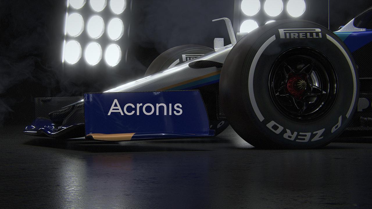 ウィリアムズF1 FW43B 画像(2021年F1マシン)
