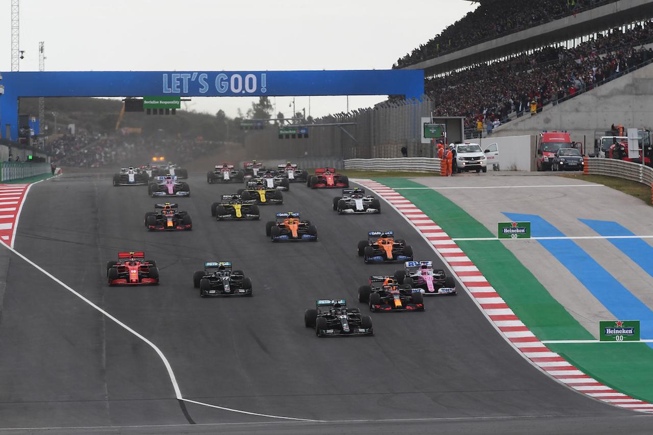 2021年F1世界選手権:未定だった第3戦はポルトガルGPに決定…F1史上最多の全23戦が出揃う