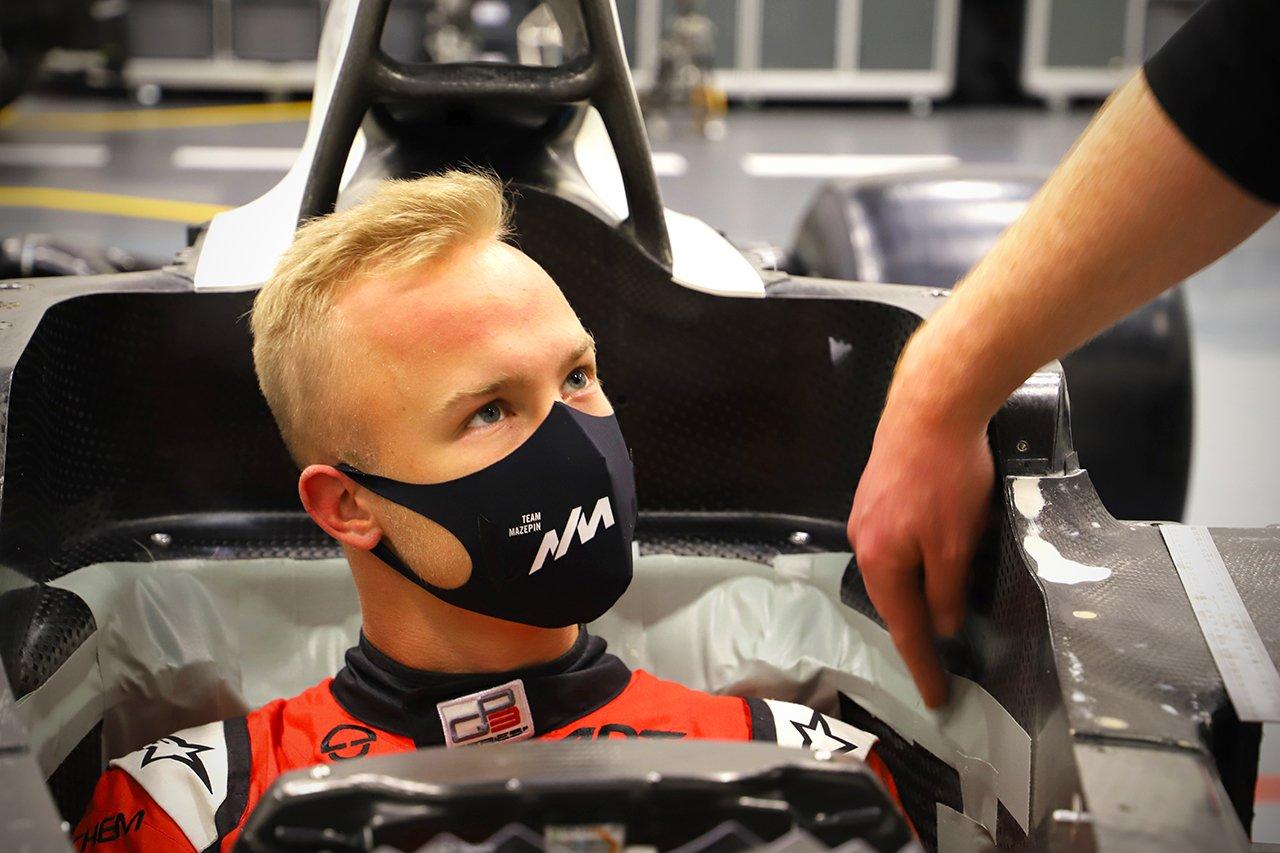 ハースF1のニキータ・マゼピン 「誰もがF1に到達するために特定の後援を受けている」
