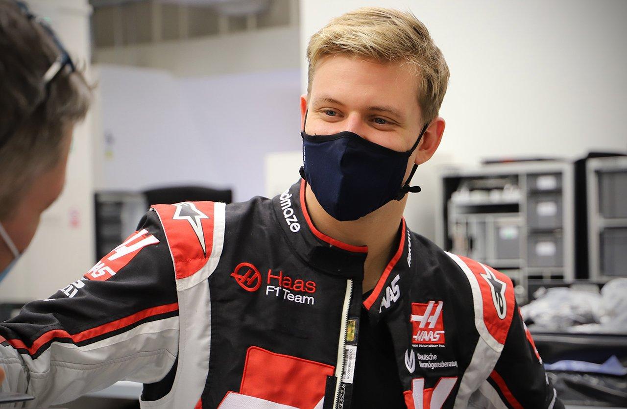 ミック・シューマッハ 「F1にこの名前を復活させることは誇り」