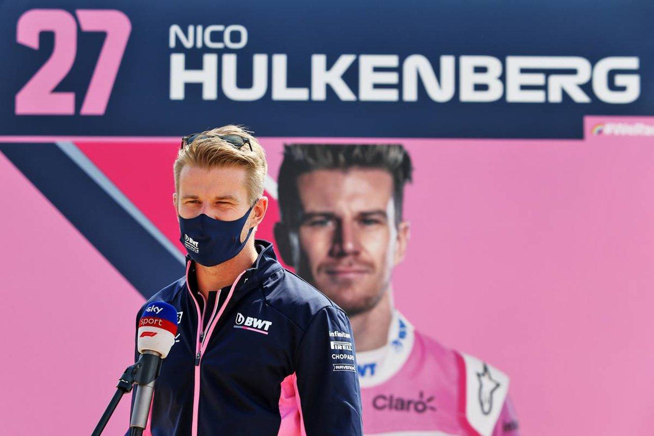 ニコ・ヒュルケンベルグ、メルセデスとアストンマーティンのリザーブを兼任? / 2021年のF1世界選手権