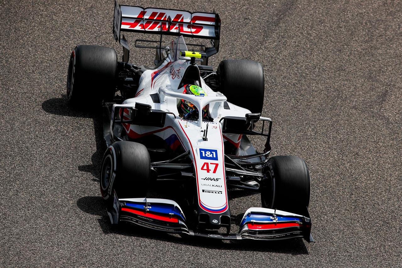 ミック・シューマッハ、F1での略称表記は父と同じ『MSC』