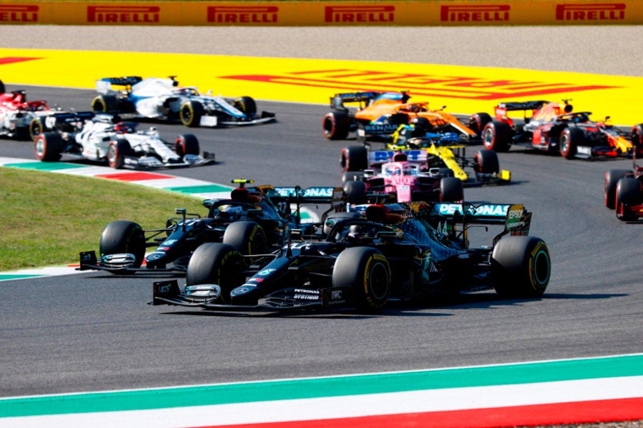 F1、アマゾンでのストリーミング配信についての交渉が具体化