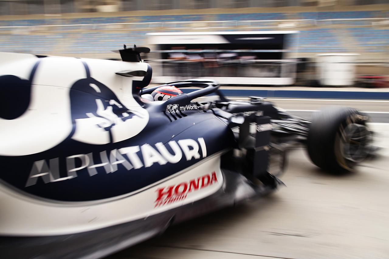 2021年 F1プレシーズンテスト:3日間の総合タイム&周回数・走行距離