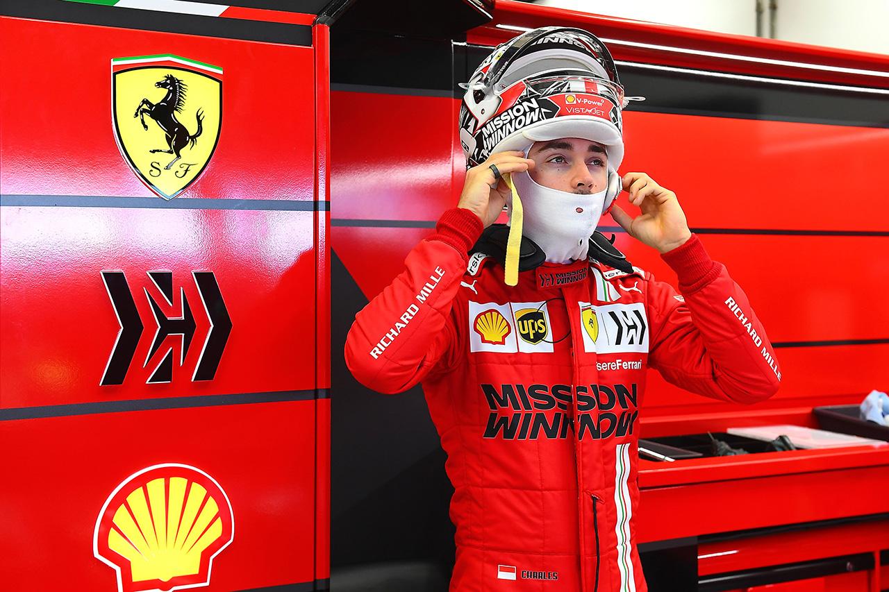 フェラーリF1のシャルル・ルクレール、2021年のPUは「少しはキャッチアップできたと思うけど…」