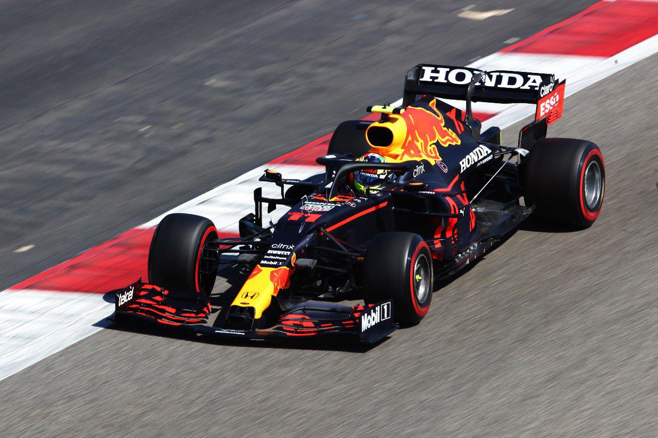 レッドブル・ホンダF1のセルジオ・ペレス 「RB16の感触は乗り込むたびに良くなっている」