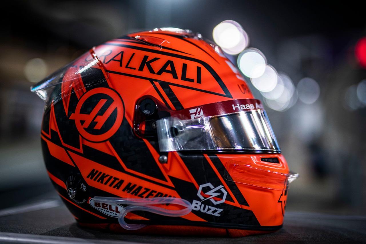 ニキータ・マゼピン ハースF1チーム