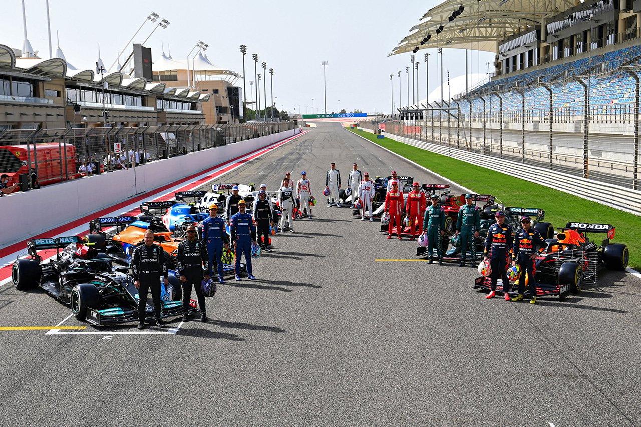 2021年 開幕戦 F1バーレーンGP テレビ放送時間&タイムスケジュール