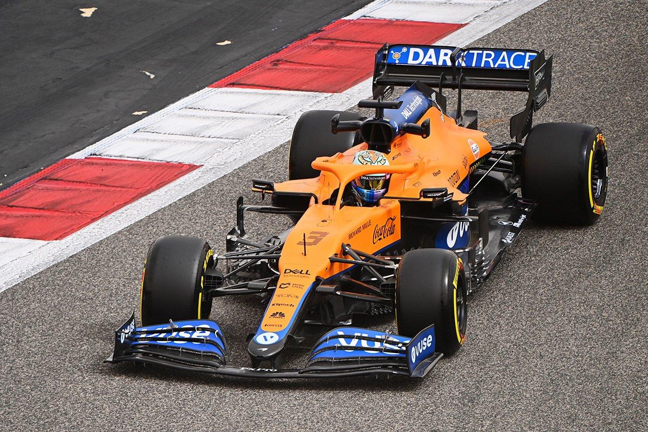 フェラーリF1のシャルル・ルクレール 「2021年のマクラーレンは印象的」