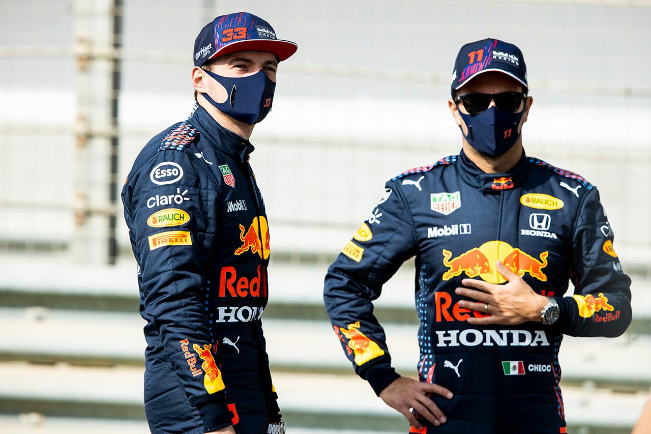 レッドブル・ホンダF1のマックス・フェルスタッペン 「ペレスならすぐに結果を出せると思う」