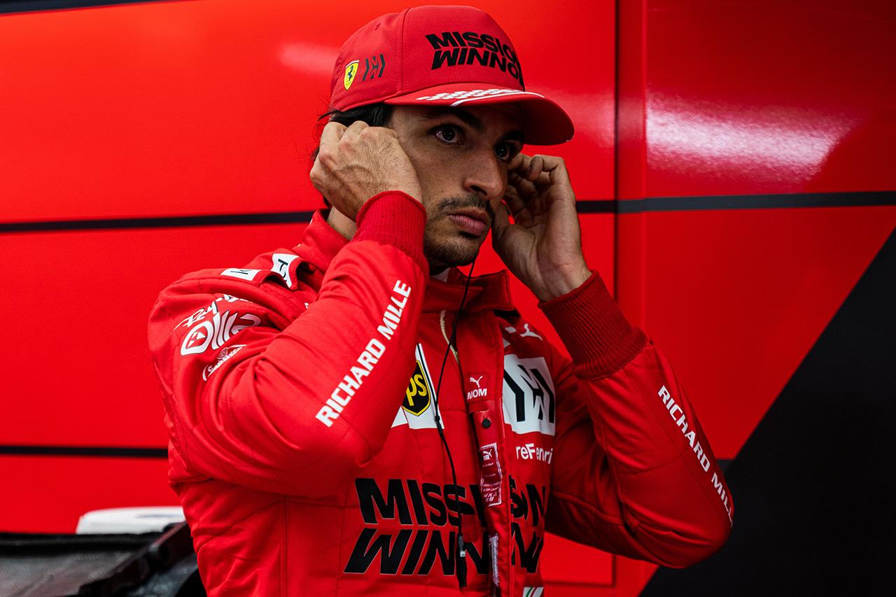 フェラーリF1加入のカルロス・サインツ 「ベッテルのようにはなることを心配してはいない」