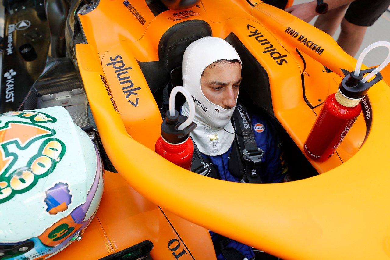ダニエル・リカルド 「パパイヤとの最初のレースをとても楽しみにしている」 / マクラーレンF1 2021年 開幕戦 F1バーレーンGP プレビュー