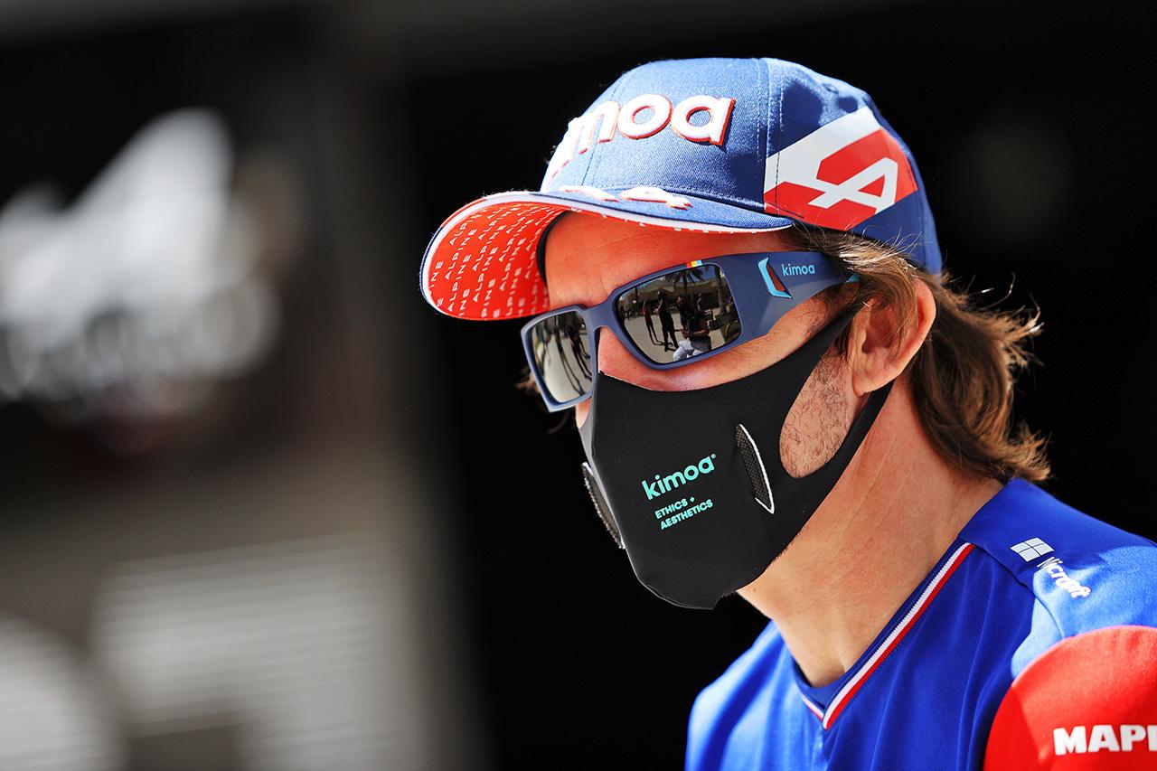 フェルナンド・アロンソ 「ハミルトンやフェルスタッペンより優れている」・・・F1復帰に並々ならぬ自信