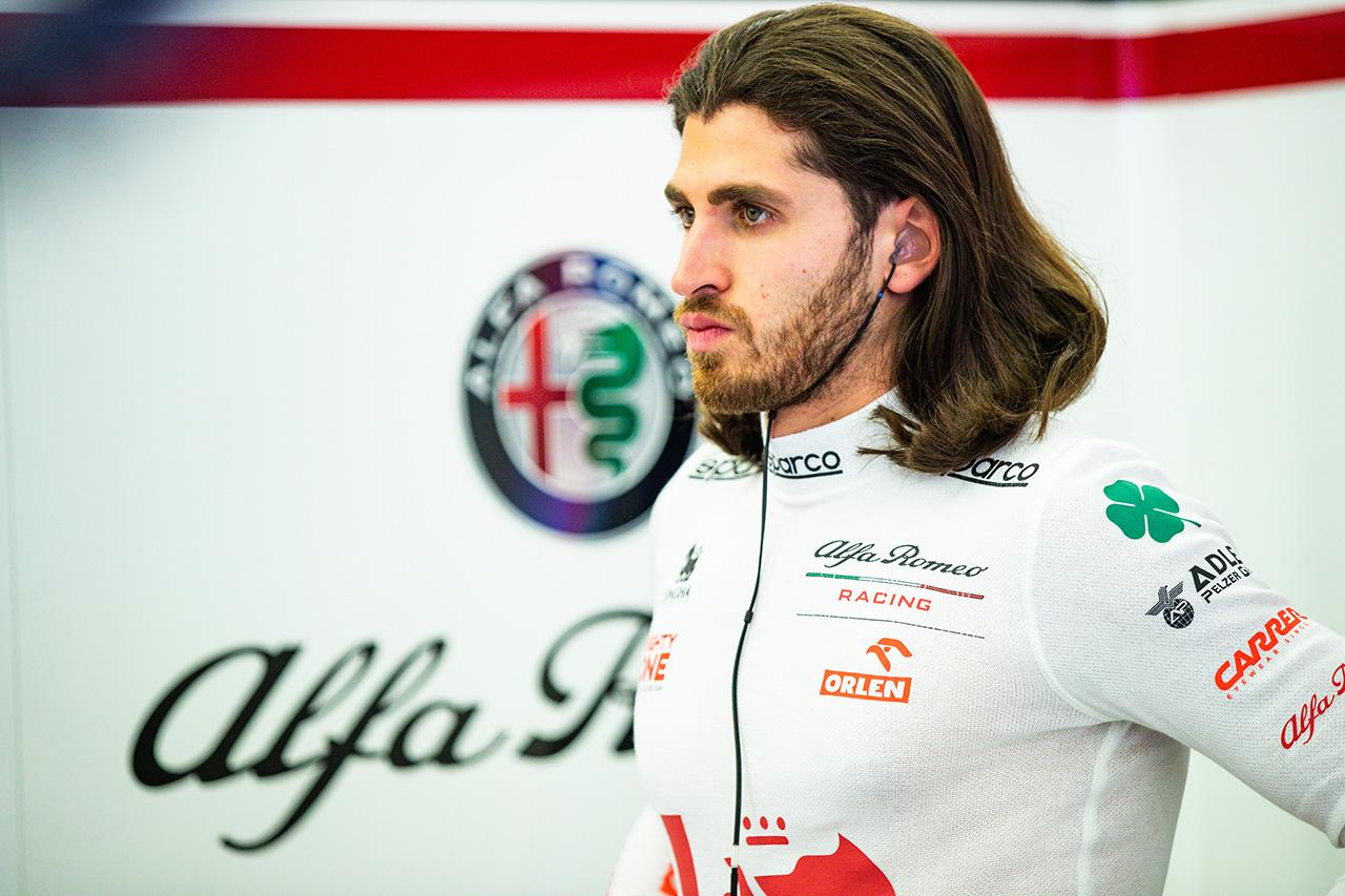 アントニオ・ジョビナッツィ 「シーズンのスタートがいかに重要かは分かっている」 / アルファロメオF1 2021年 開幕戦 F1バーレーンGP プレビュー
