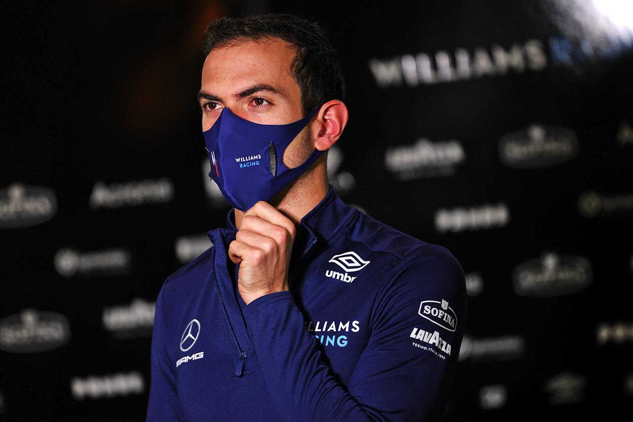 ウィリアムズF1のニコラス・ラティフィ 「1日しか新車に乗っていないので戻るのが楽しみ」 / 2021年 開幕戦 F1バーレーンGP プレビュー