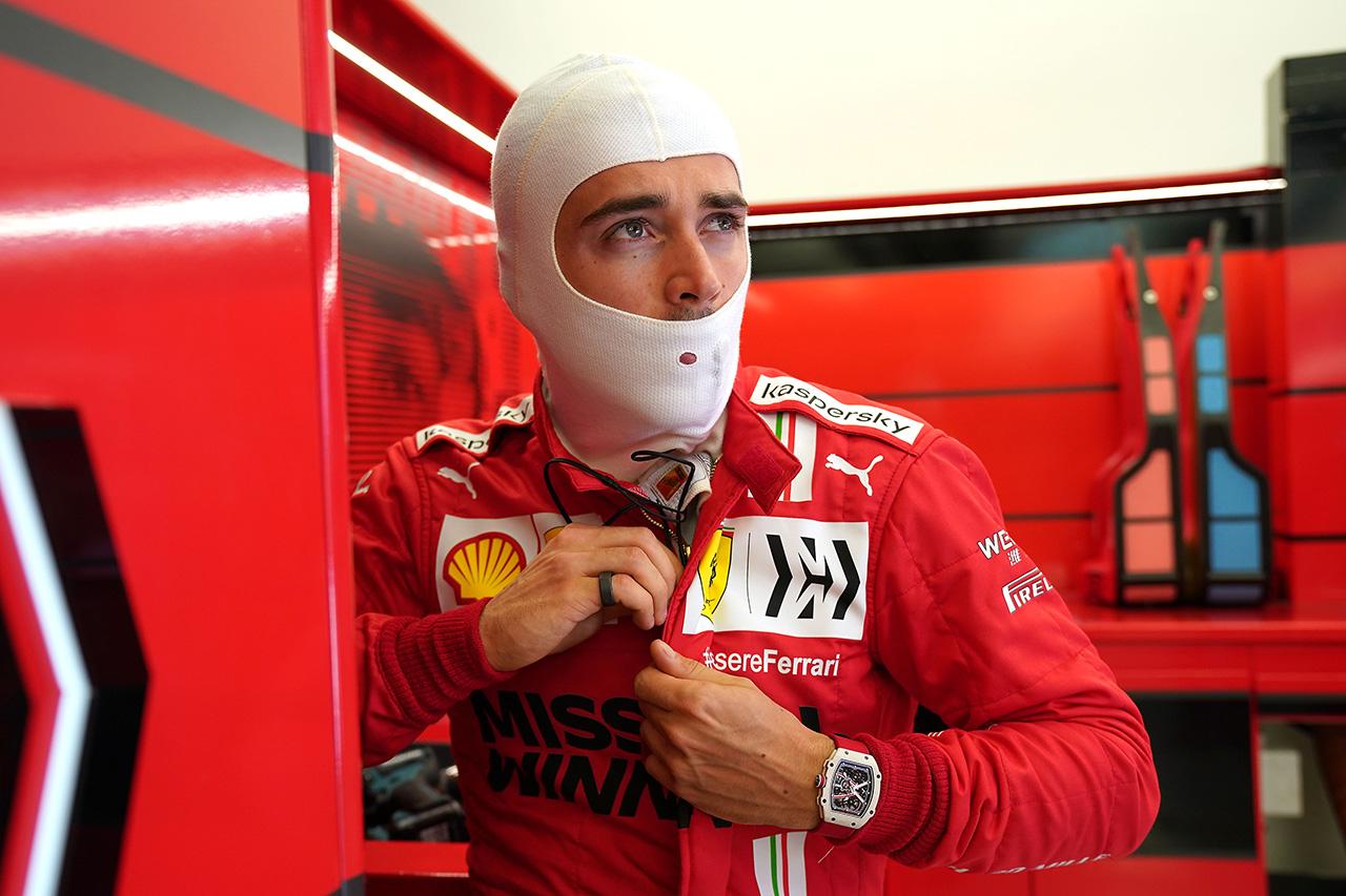 シャルル・ルクレール 「こんなに競争力があるとは思っていなかった」 / スクーデリア・フェラーリ F1バーレーンGP 初日