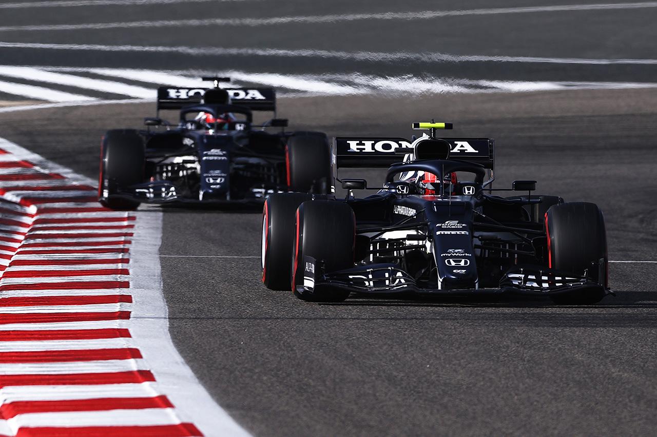 【速報】 F1バーレーンGP FP3 結果:フェルスタッペン首位、角田裕毅13番手
