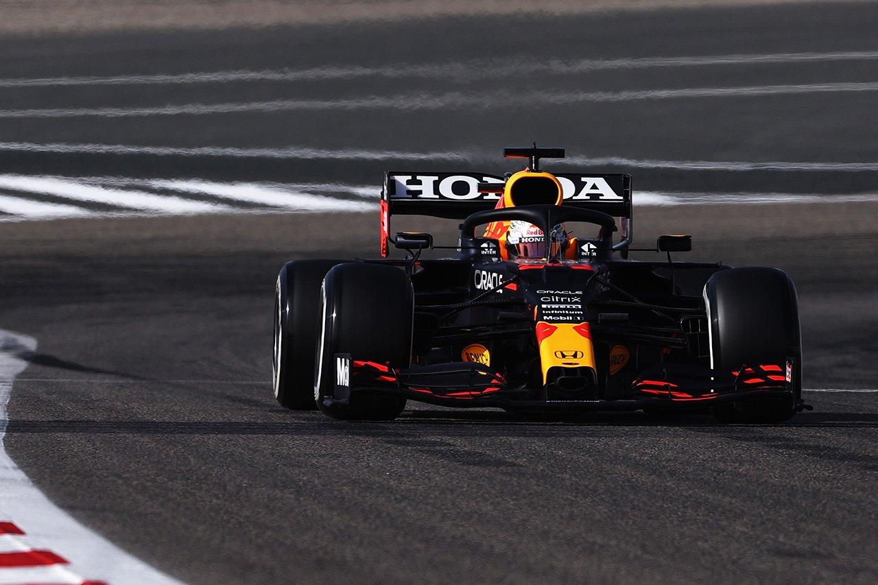 F1バーレーンGP フリー走行3回目:レッドブルのフェルスタッペンが最速。ガスリーが3番手とホンダF1エンジン勢が有望な仕上がり