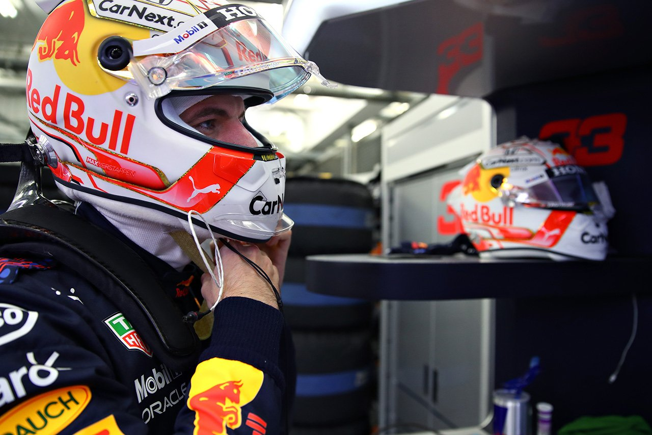 マックス・フェルスタッペン 「予選でどれだけできるのかを見ていく必要がある」 / レッドブル・ホンダ F1バーレーンGP 初日
