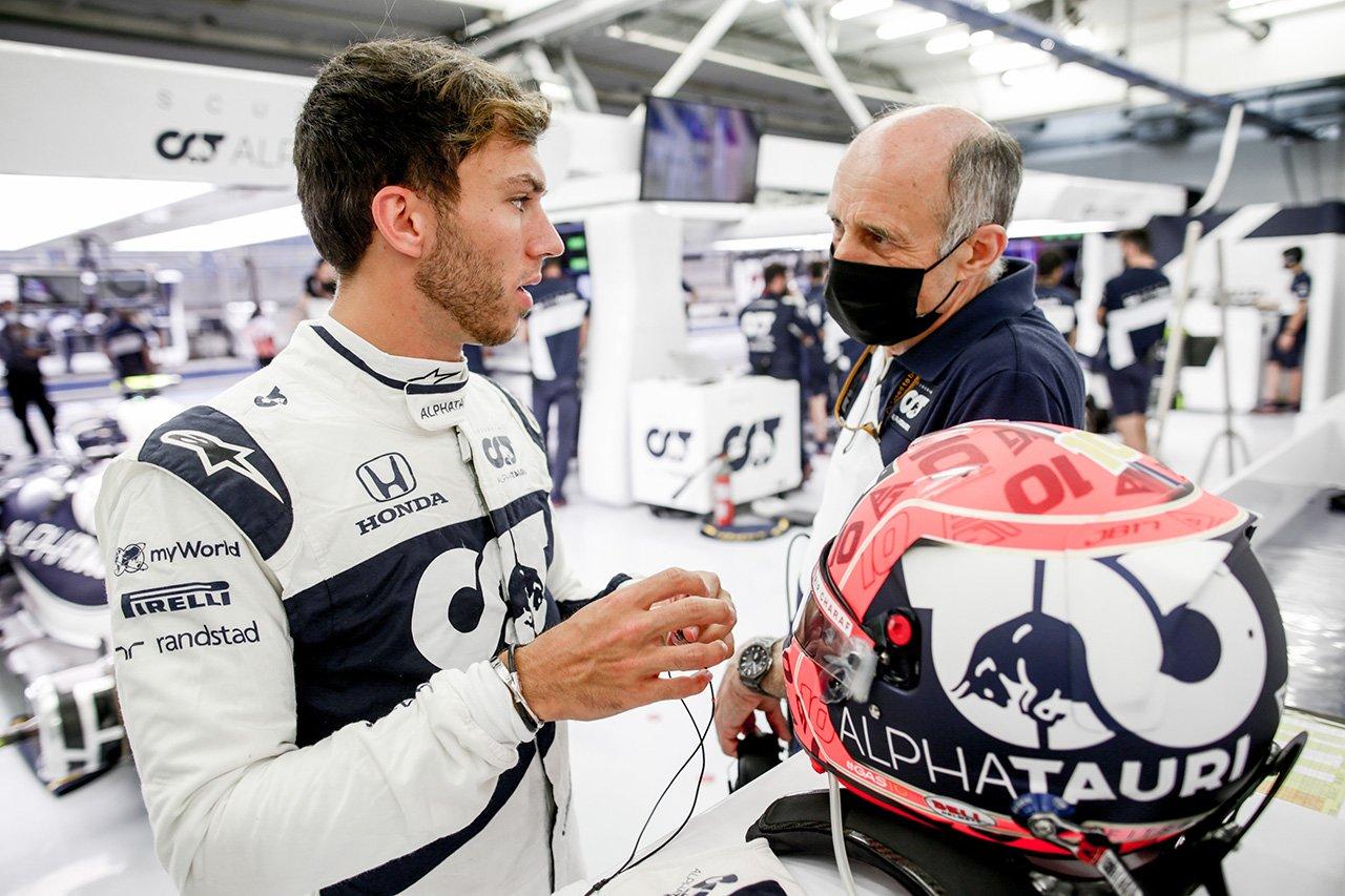 ピエール・ガスリー 「走行内容にはポジティブな要素がたくさんあった」 / アルファタウリ・ホンダ F1バーレーンGP 初日