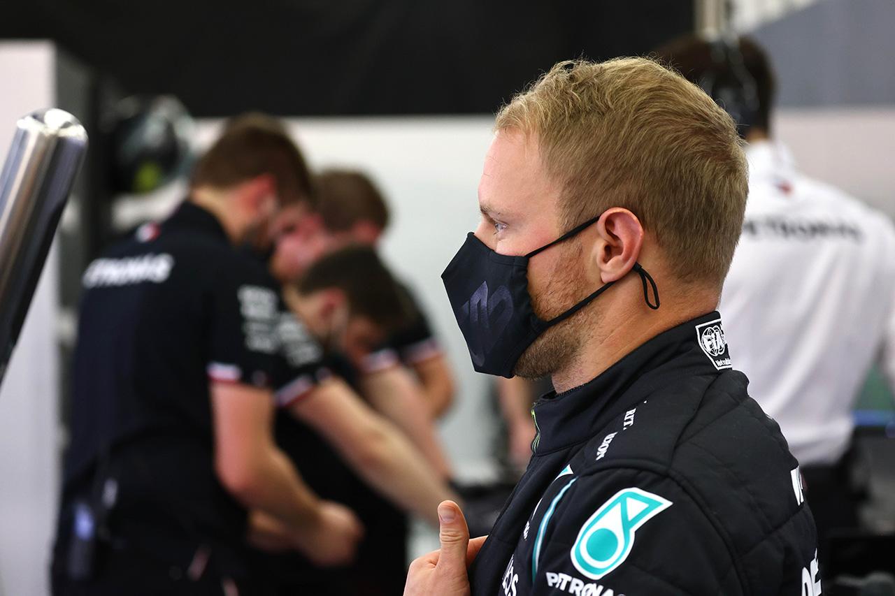 バルテリ・ボッタス 「僕たちは2台でレッドブル・ホンダの1台と戦える」 / メルセデス F1バーレーンGP 予選